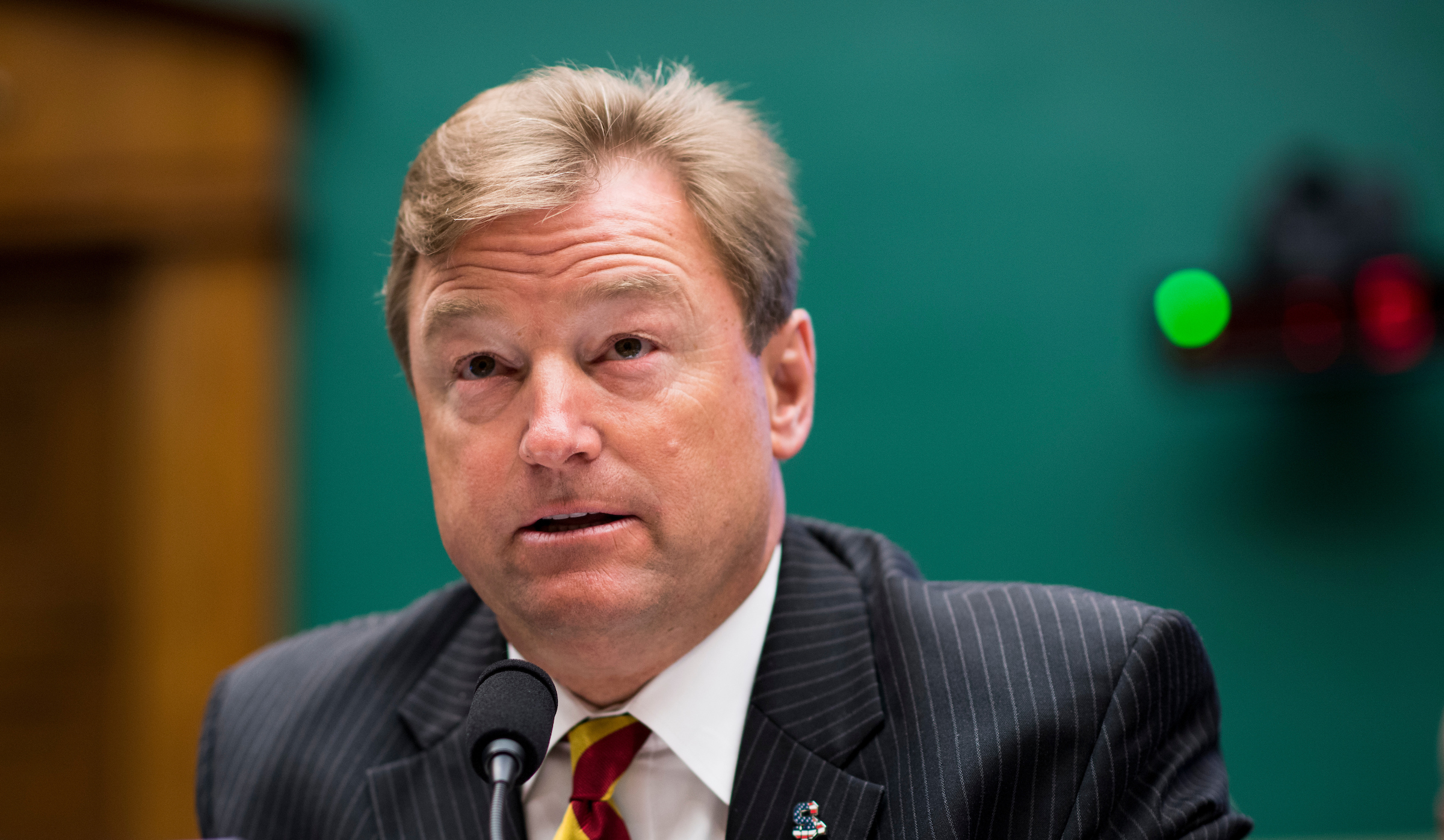 Heller has voiced skepticism about the GOP bill. (CQ Roll Call File Photo)