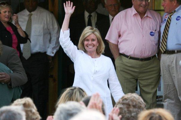 Democrat Linda Ketner lost a bid for South Carolina's 1st District seat in 2008 by 4 points. (Courtesy Linda Ketner/Facebook)