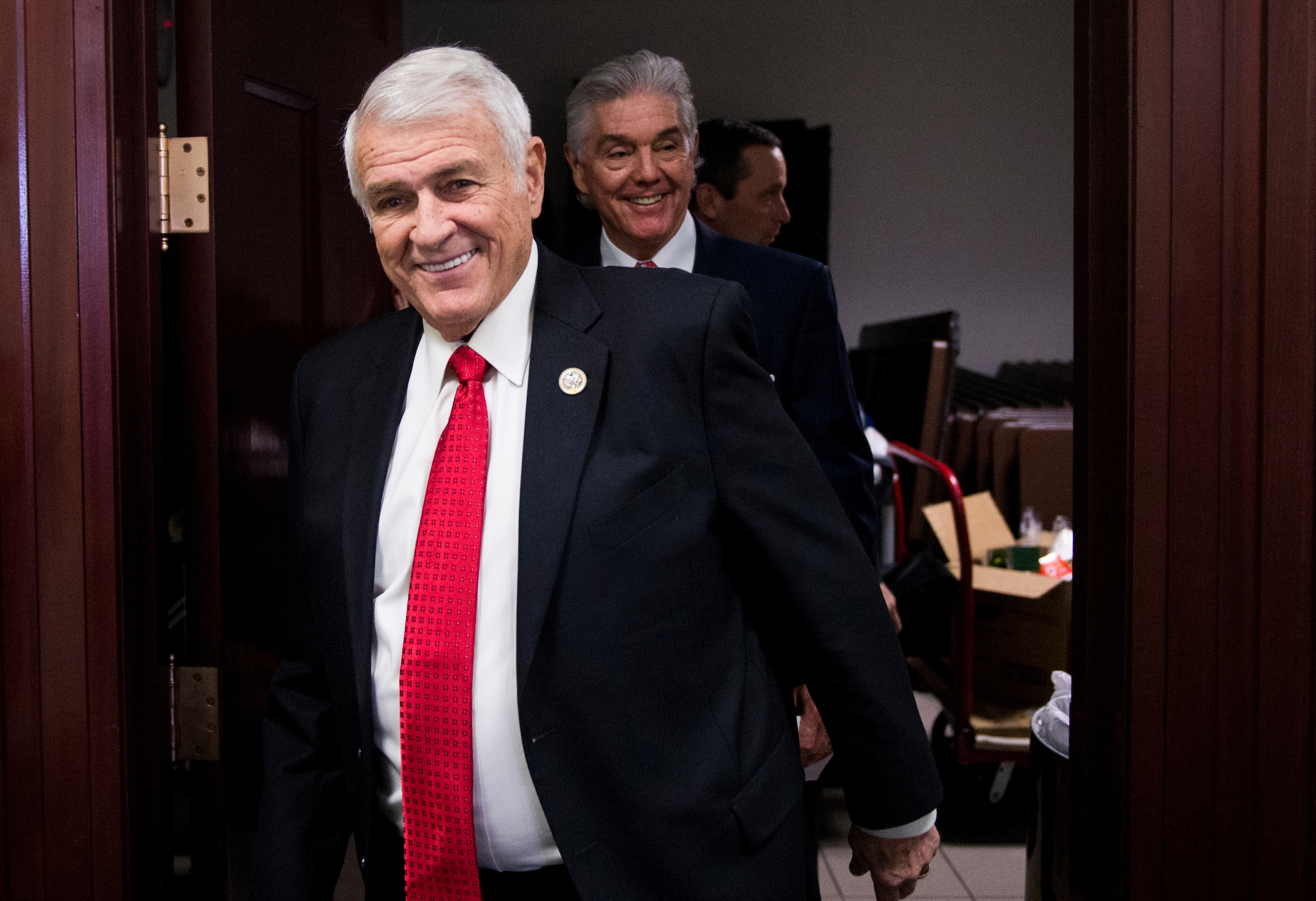 Rep. John Carter, R-Texas. (Bill Clark/CQ Roll Call file photo)
