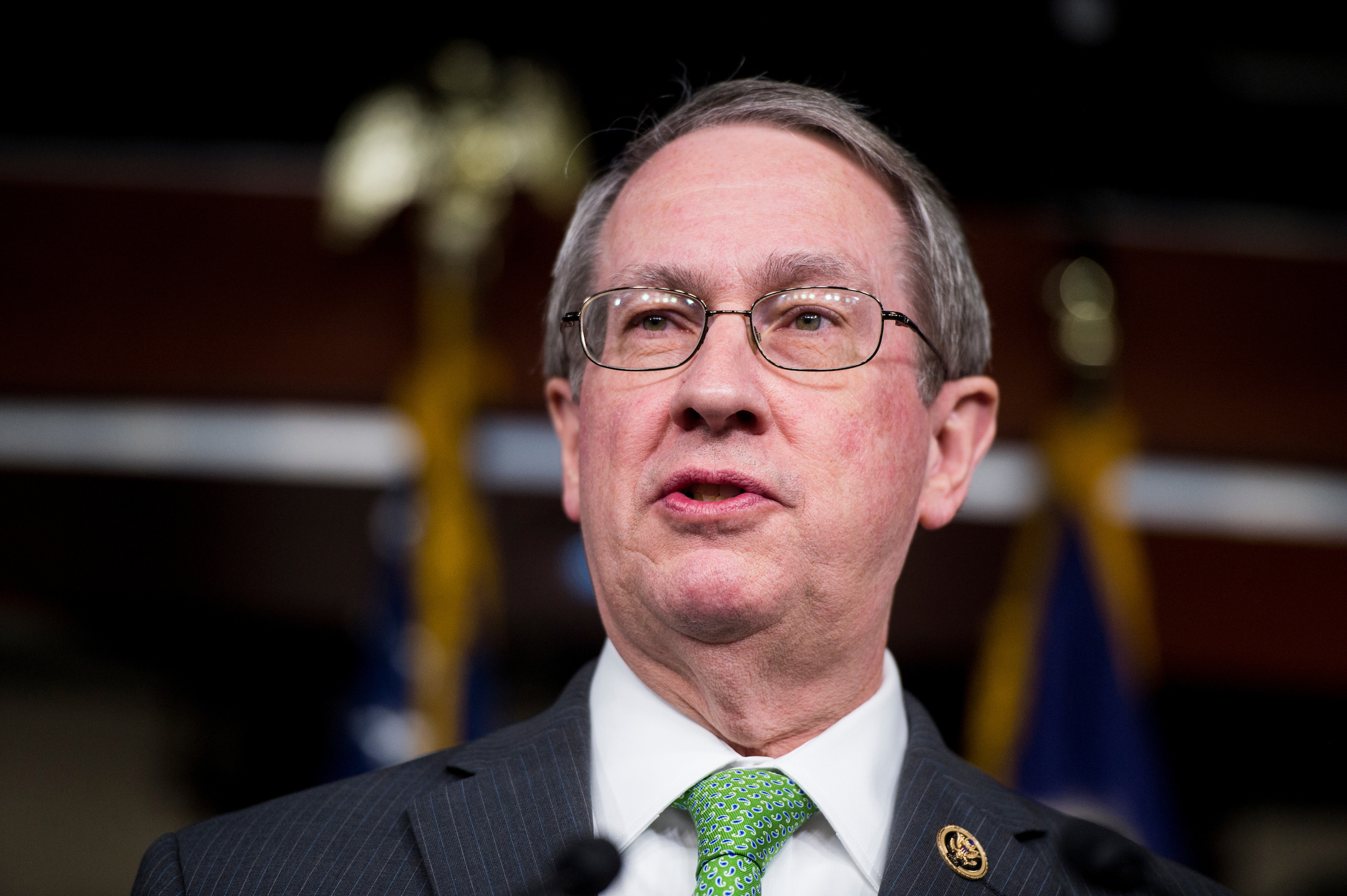 Rep. Bob Goodlatte, R-Va. (Bill Clark/CQ Roll Call file photo)