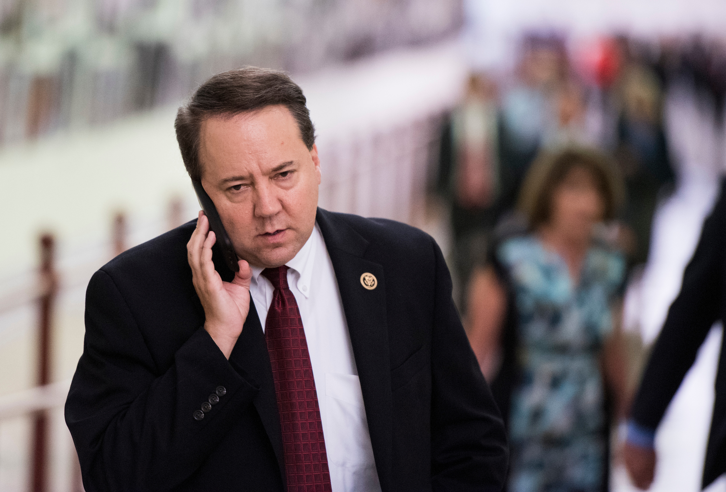 Rep. Pat Tiberi was a veteran member of the Ways and Means Committee. (Bill Clark/Roll Call)