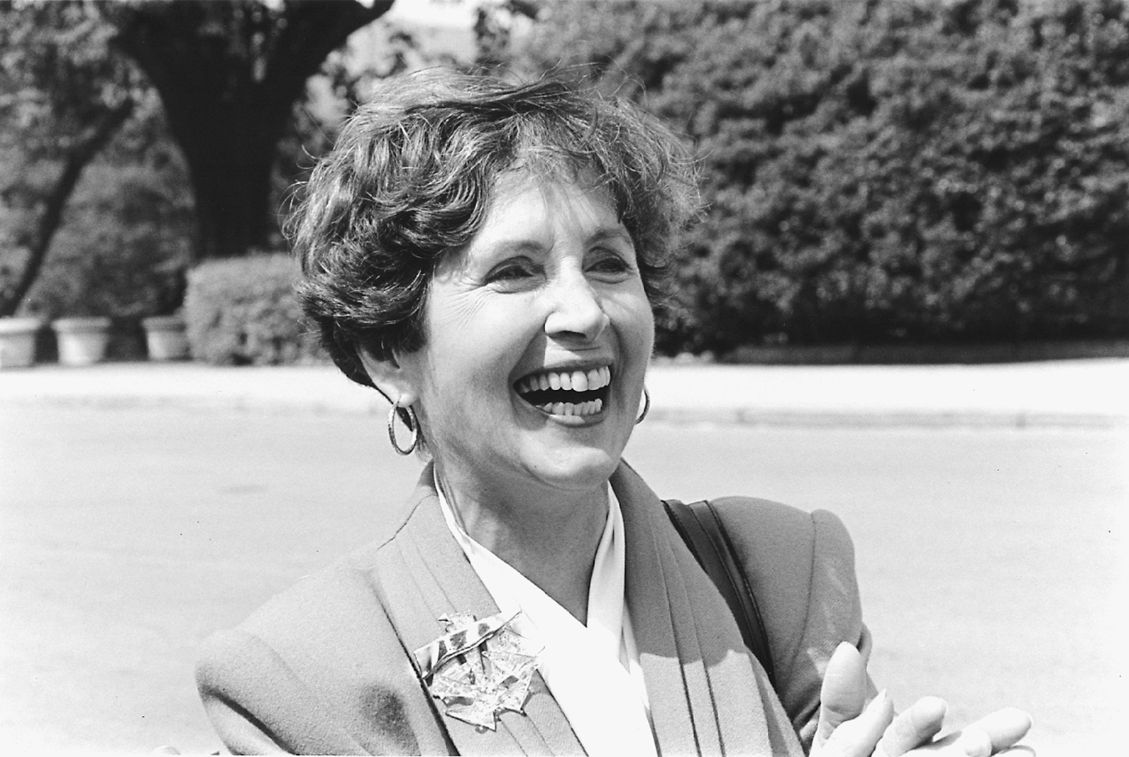 Rep. Connie Morella, R-Md., (CQ Roll Call file photo)