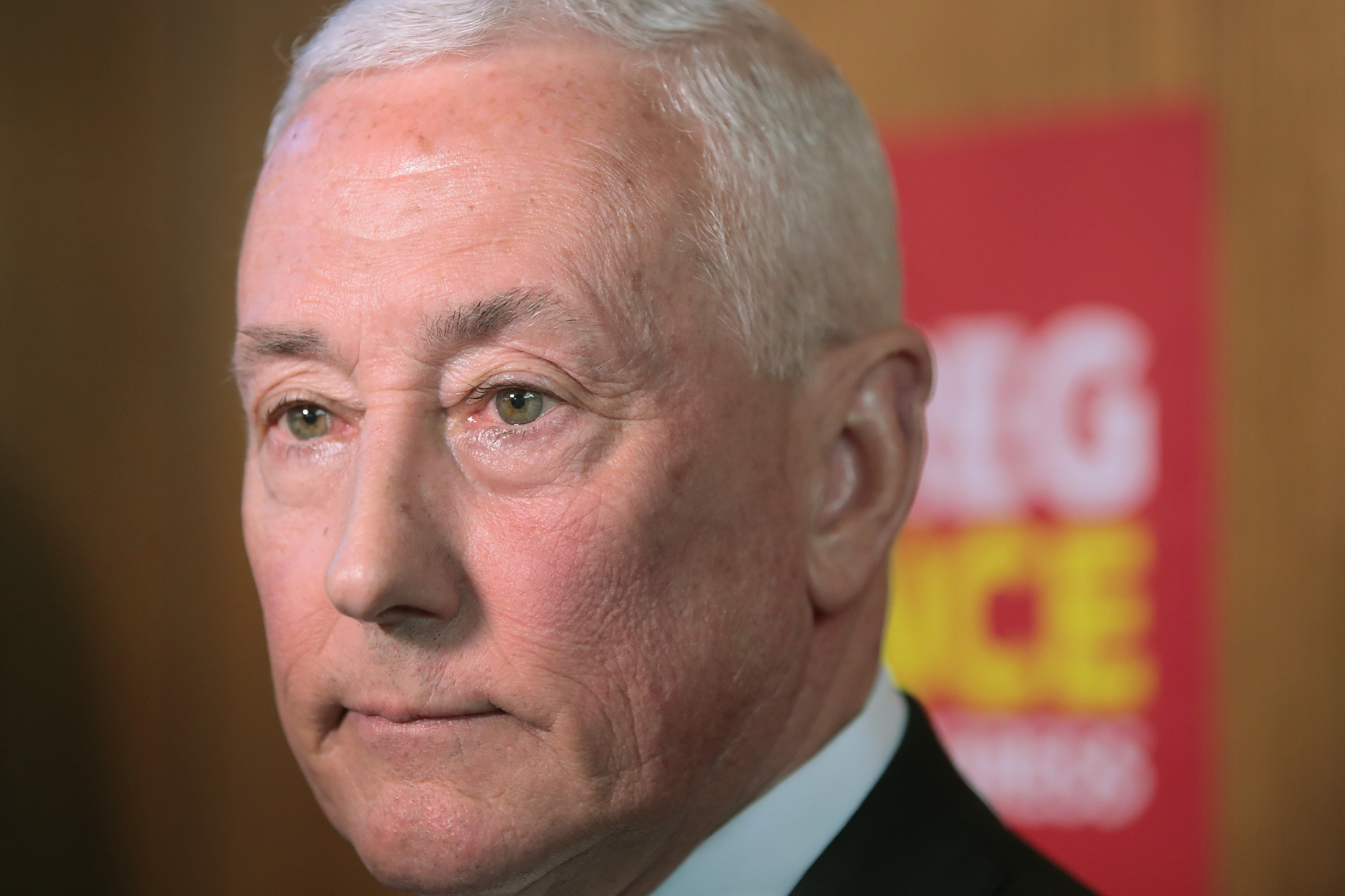 COLUMBUS, IN - MAY 08: Greg Pence, Republican candidate for the U.S. House of Representatives, speaks to the press at a primary-night watch party on May 8, 2018 in Columbus, Indiana. Greg Pence is the older brother of Vice President Mike Pence. (Photo by Scott Olson/Getty Images)