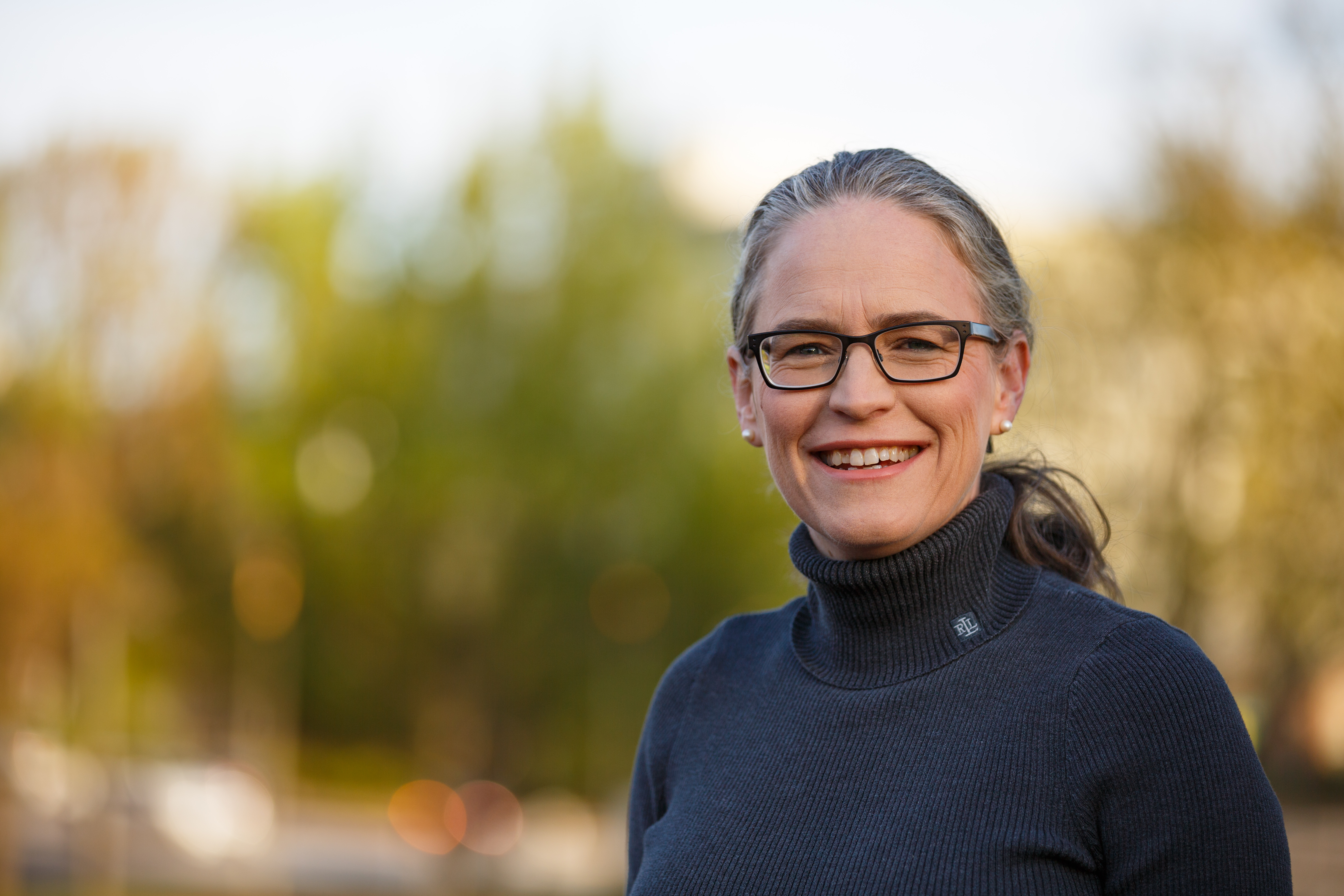 Carolyn Bourdeaux, who finished first in the May 22 Democratic primary in Georgia's 7th District, faces David Kim in Tuesday's runoff. (Courtesy Carolyn for Congress)