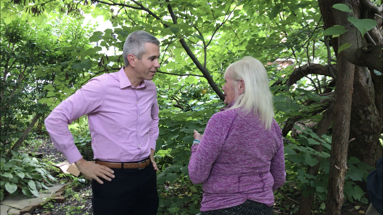 Democratic Assemblyman Anthony Brindisi is running against GOP Rep. Claudia Tenney. (Bridget Bowman/CQ Roll Call)