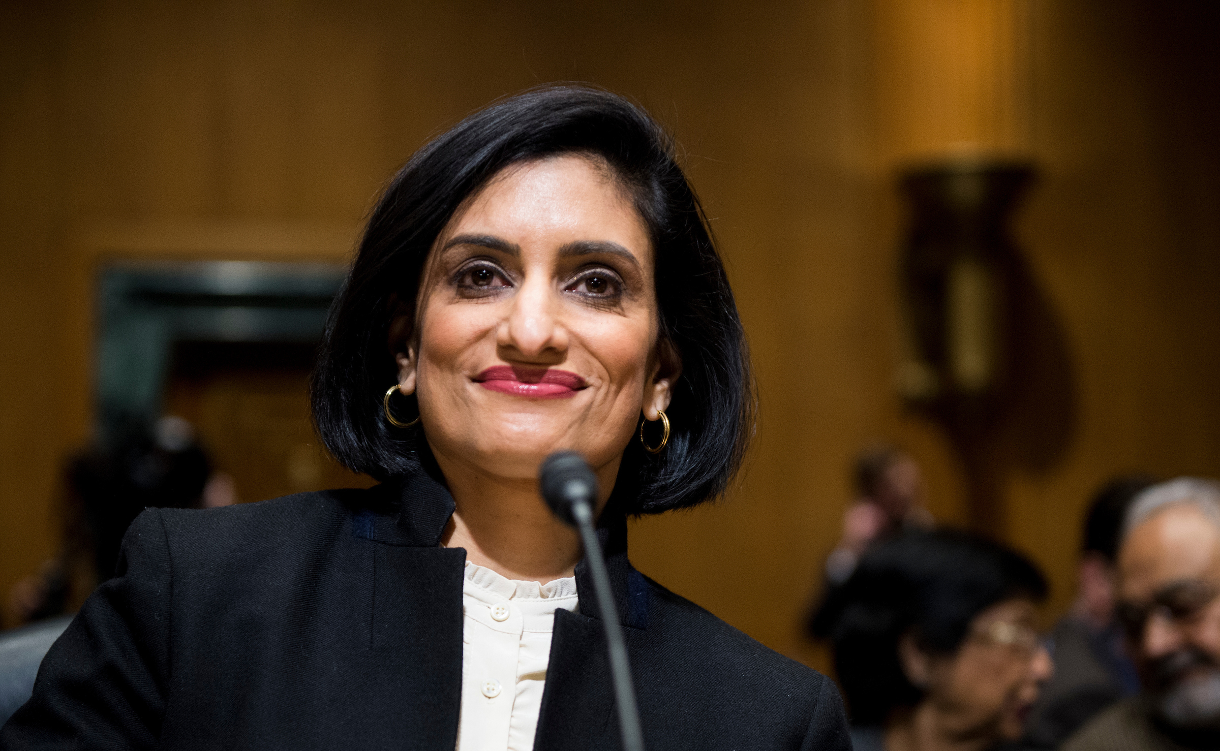 "An experimental program in North Carolina offered tailored care to people on Medicaid. CMS Administrator Seema Verma called it ""groundbreaking."" (Bill Clark/CQ Roll Call file photo)"