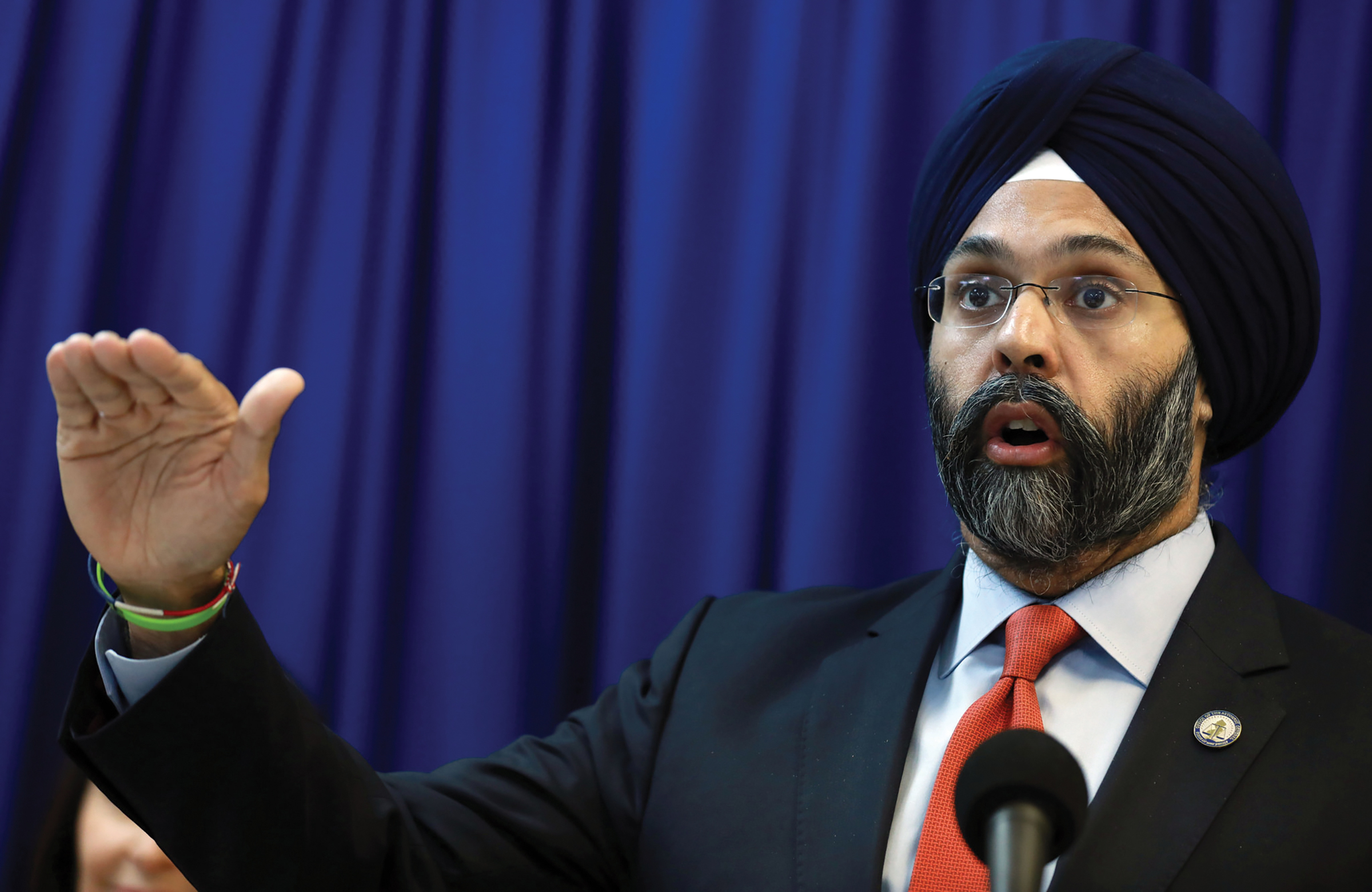 Gurbir Grewal is the attorney general of New Jersey. (Courtesy Flickr)