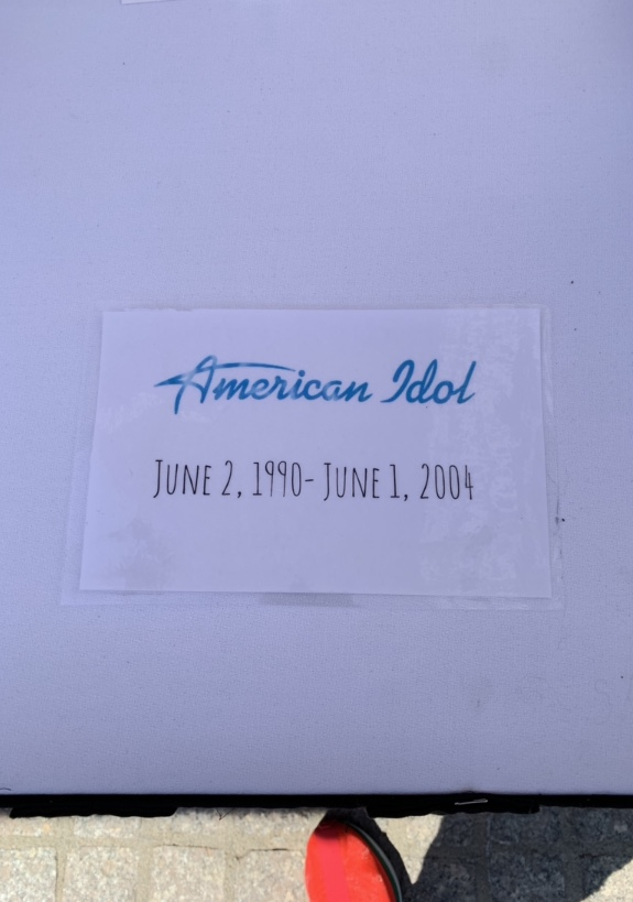American Idol registration requirements
