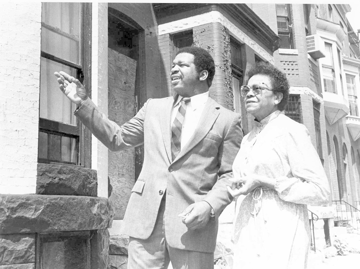 "In the summer of 1982, Baltimore attorney Elijah E. Cummings (pictured on the left) visited a Baltimore neighborhood with his mentor, then-Maryland Delegate Lena K. Lee. Delegate Lee (pictured on the right), who was retiring from Maryland's House of Delegates, encouraged Cummings to run for her seat. .Cummings won the seat and served in the Maryland House until 1996, when he was elected to represent Maryland's 7th Congressional District in the U.S. House of Representatives. Recently, Congressman Cummings introduced legislation to officially rename the U.S. Post Office located at 1826 Pennsylvania Avenue in Baltimore, Maryland, as the ""Maryland State Delegate Lena K. Lee Post Office Building."" After its passage by Congress, the bill was signed into law on March 20, 2006. The post office was officially renamed in honor of Delegate Lee at a ceremony held on Thursday, June 1, 2006, in Baltimore. Former Delegate Lee, who will turn 100 this summer, participated in the ceremony. In addition to serving as a distinguished legislator in the Maryland House of Delegates from 1967 to 1982, Ms. Lee also served as a teacher, union leader and lawyer."