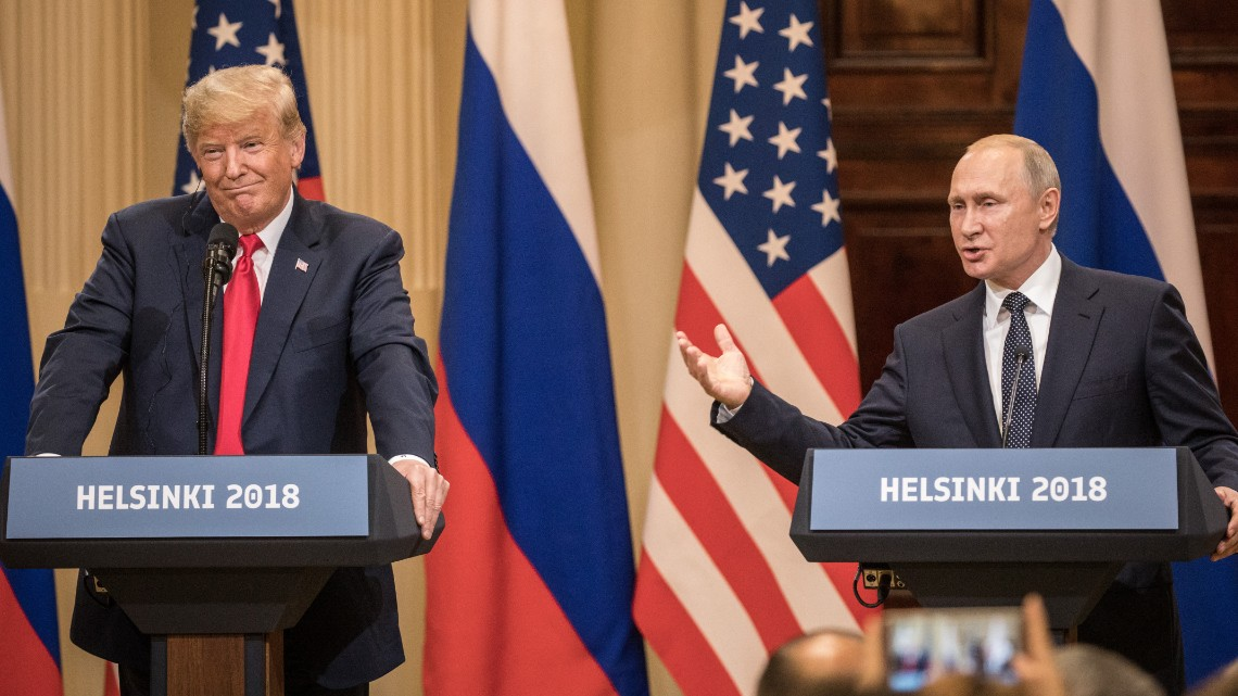 'Pathetic Rout,' 'Tragic Mistake' and 'Painful' — John McCain Holds Little Back in Describing Helsinki